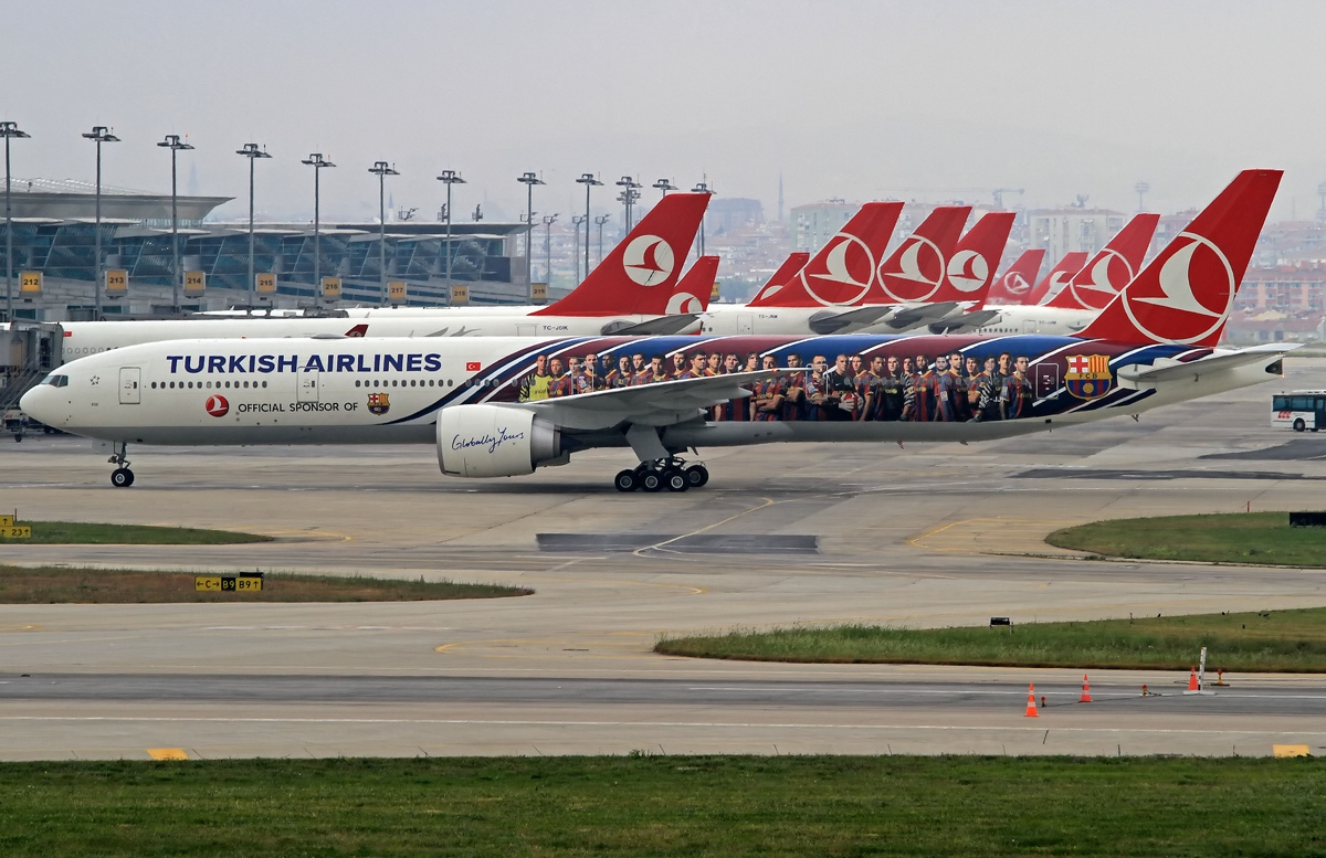 Aircargo Update Turkish Airlines Partners With Gsa One World Aviation